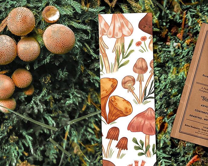 Mushrooms vol.2 Bookmark