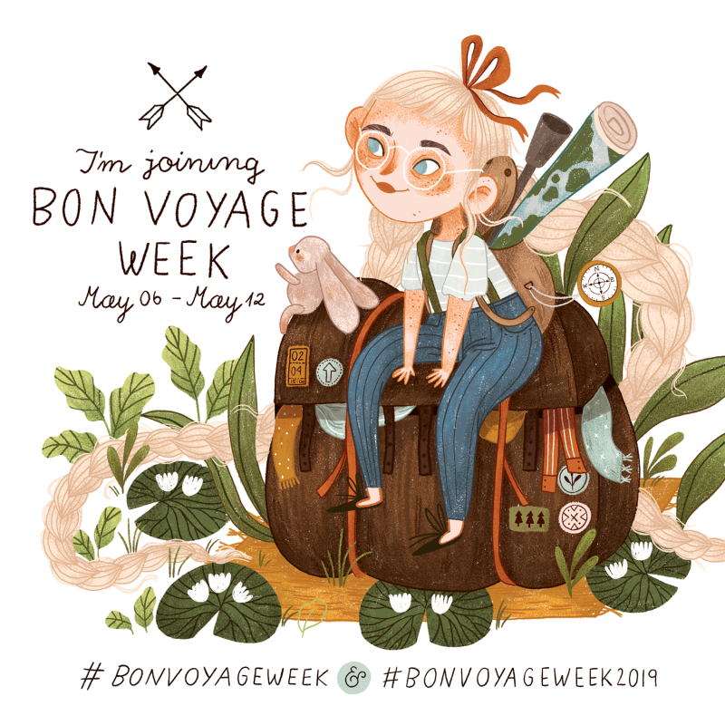 Bon Voyage Week 2019 Announcement