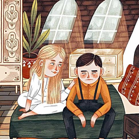 Text Book Illustrations for Profil Klett