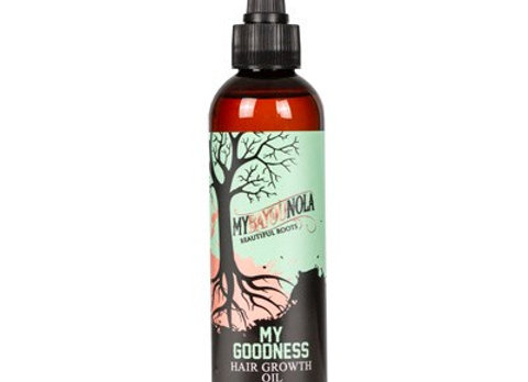 My Goodness Growth Oil