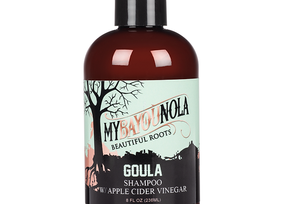 Goula Apple Cider Shampoo
