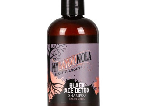 Black Ace Detox Charcoal Shampoo