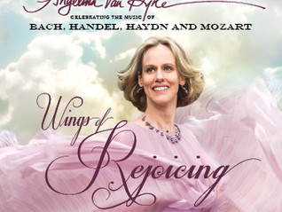 JUNE 13th: 7:30pm Wings of Rejoicing Album Release Performance