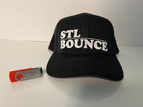 STL Bounce Cap with Our World USB