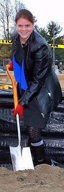Erica Braunovan NDP Nominee