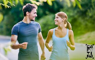 Cafeína e bicarbonato melhoram a performance física, diz estudo
