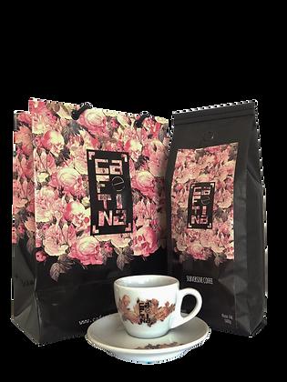 Kit: café 500g + xícara