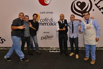 Cafetina no 7º Campeonato Brasileiro Coffee in Good Spirits