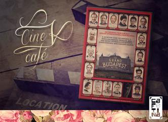 Cine Café: O Grande Hotel Budapeste