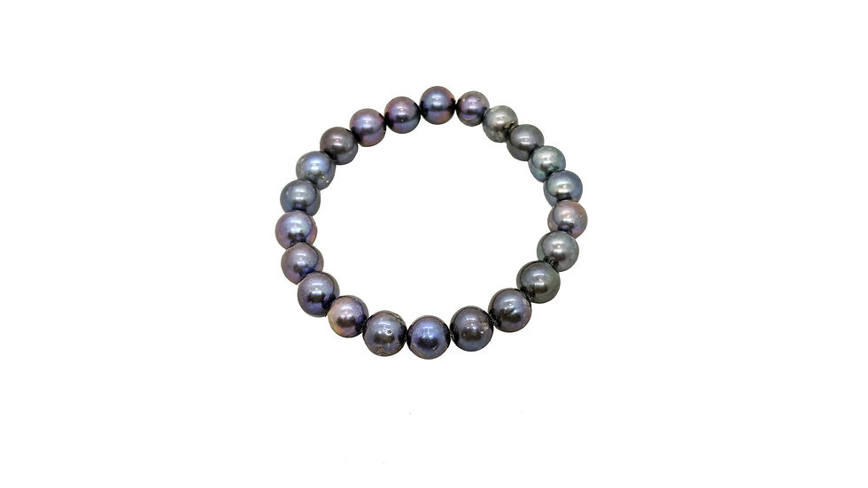 Freshwater Pearl Stretchy Bracelet