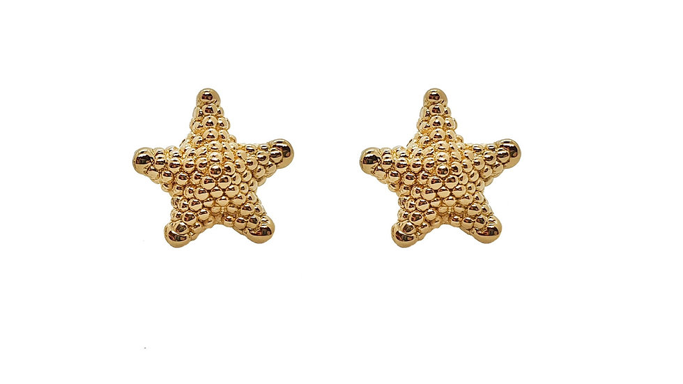 Starfish stud