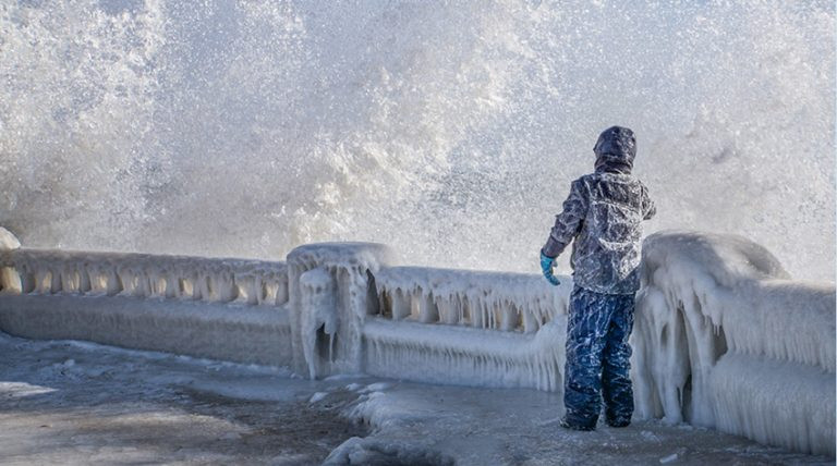 Cold Splash - Jim Kurovsky