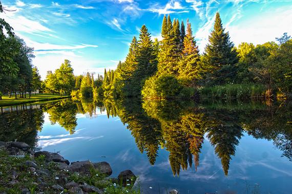 Dennis Elliott - Medford Wisconsin Flowage