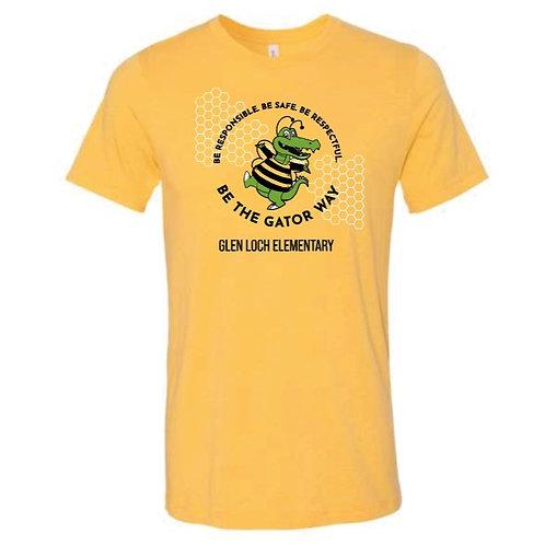 Glen Loch: Be the Gator Way T-shirt