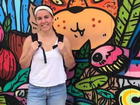 Meet Gwen Weissinger, our new Communications VISTA!
