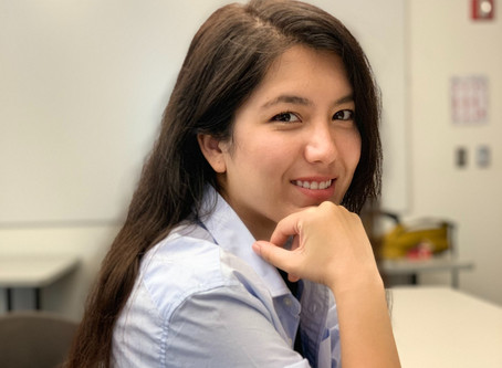 Priyanka Shrestha, passionate climate activist and Commonwealth Corps Member!