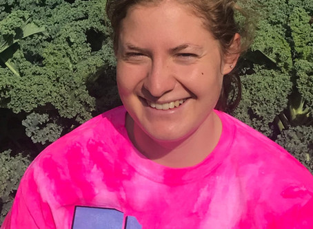 Introducing Laddy DeLuca Lowell, Commonwealth Corps member!