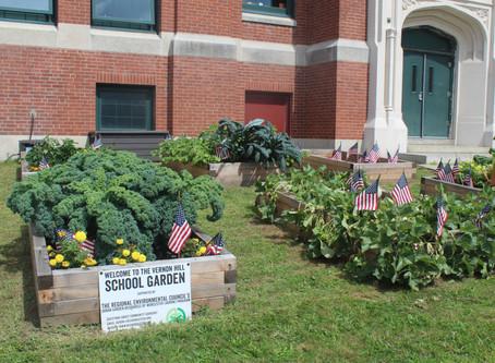The REC awarded Farm to School USDA Grant!