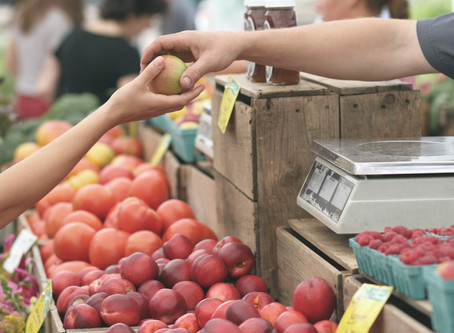 SNAP, HIP and their Future with Farmers Markets