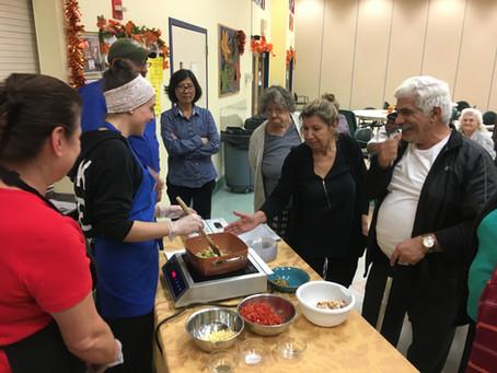 Food Bringing People Together