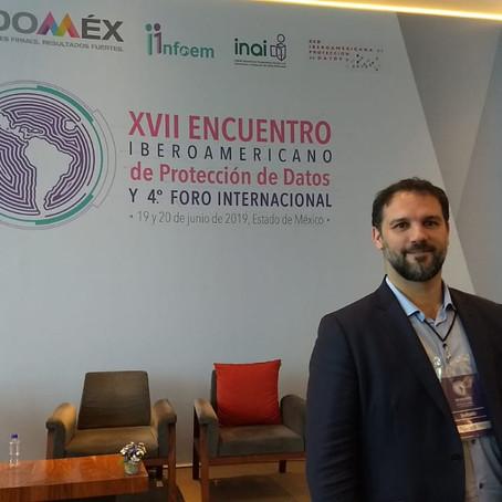 """ALAP dijo """"presente"""" en el XVII Encuentro Iberoamericano de Protección de Datos"""