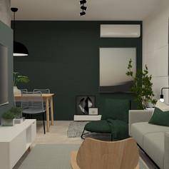 Apartamento Azaléia
