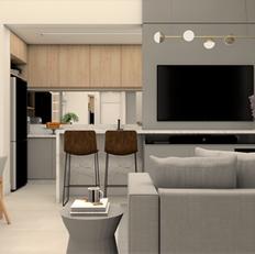 Apartamento Blanc