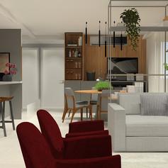 Apartamento Linda koerich