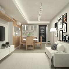 Apartamento Abraão V.L