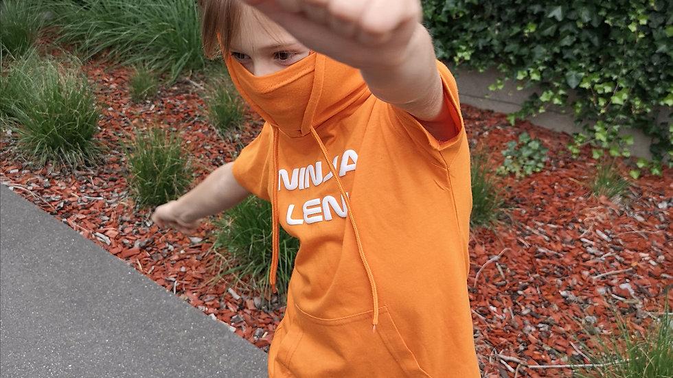 Ninjashirt for kids zonder opdruk