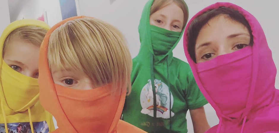 familie ninjahoodie
