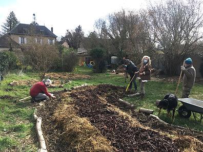 Jardin Partagé Le ResSourc'Eure
