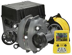Submesible ROV inspection