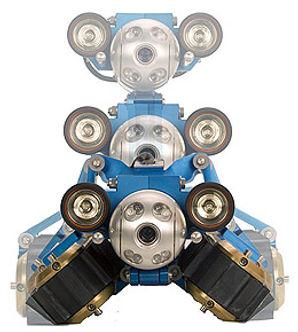 Robotic video inspection