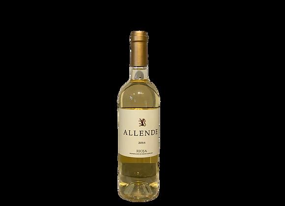 Allende Blanco Rioja