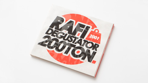 """Rafi """"200TON"""""""