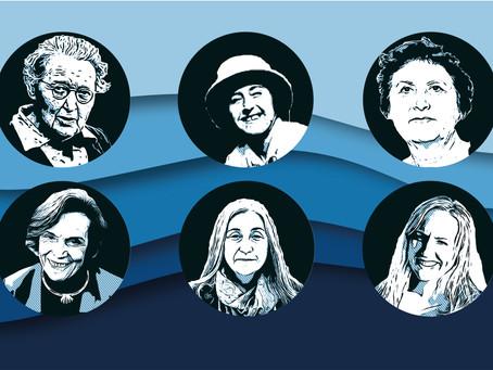 En el Mes de la Mujer, homenajeamos a las Mujeres en las Ciencias: ¡descargá tu juego!
