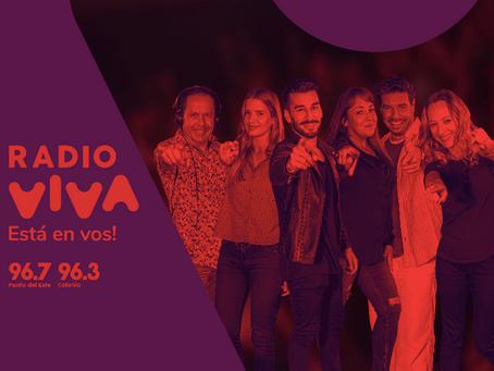 ¡Escuchanos en nuestra columna de Turismo Sostenible y Ambiente en Radio Viva!
