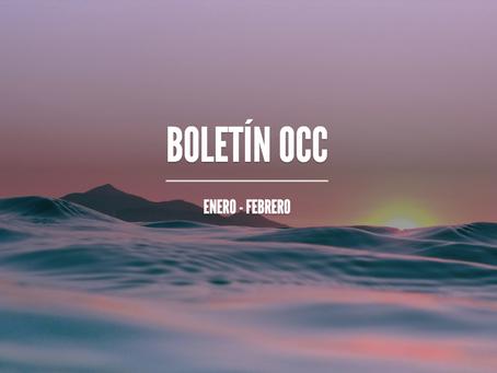 Tercer boletín informativo Oceanosanos/OCC: Actividades de verano 2021