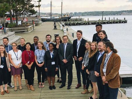 Uruguay, representado por la sociedad civil, estuvo presente en Canadá para elaborar recomendaciones