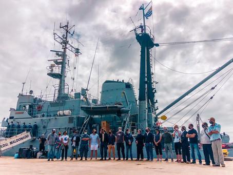 National Geographic lanza su primera expedición en Uruguay para apoyar la creación de áreas marinas
