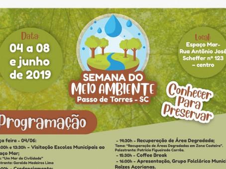 Semana del Medio Ambiente Passo de Torres - Brasil