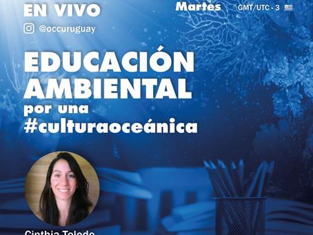 """""""En los niños nunca encontré un no se puede"""": Día Mundial de la Educación Ambiental"""