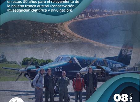 OCC entregará reconocimiento al Comando de la Aviación Naval