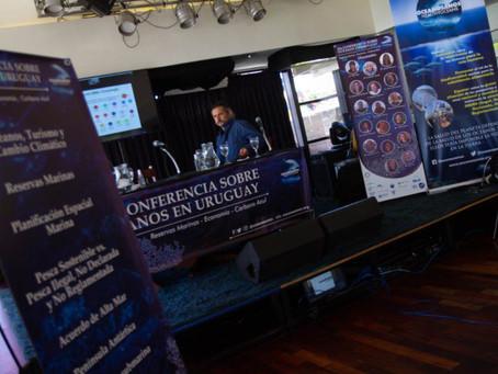 Los hitos de la II Conferencia Océanos Uruguay, incluyendo un anuncio sobre petróleo