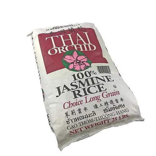 Jasmine Rice 25lbs Bag