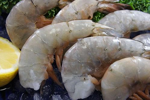 2.5lb Shrimp Peeled, Devained & Tail-Off