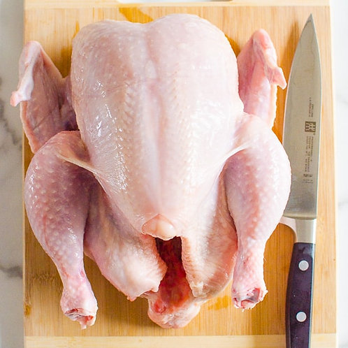 $1.99/lb Farm Raised Whole Chicken