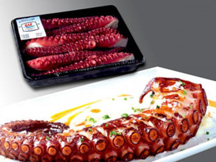 SPANISH OCTOPUS TENTACLES SOUS-VIDE READY TO EAT OR GRILL