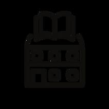 Mustard Black Minimalist Etsy Shop Icon-